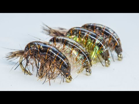 Fly Tying: Diamond Dub Scud