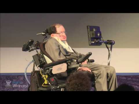 Professor Stephen Hawking Q and A