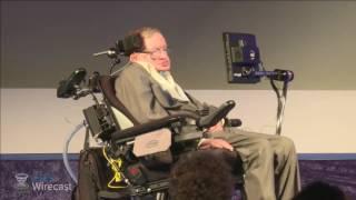 Professor Stephen Hawking Q and A