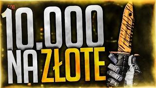 Postawiłem ponad 10.000 na złote - csgo500.com