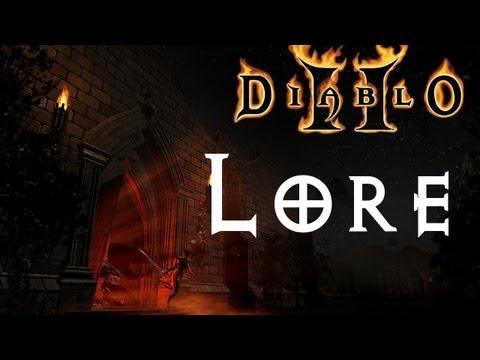Diablo 3 - Diablo Lore Series: Part 3 (Diablo 2 Lore)