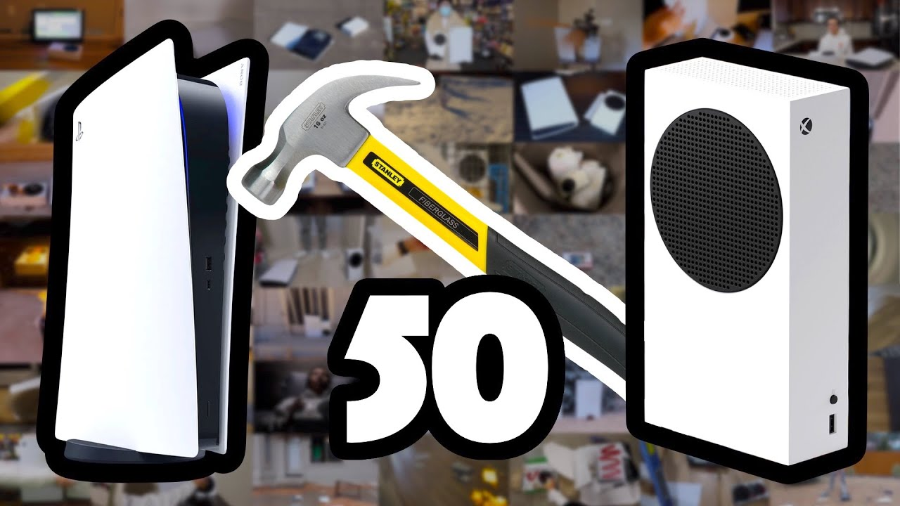 Download 50 WAYS TO BREAK A PS5 & XBOX SERIES S
