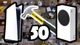 50 WAYS TO BREAK A PS5 & XBOX SERIES S