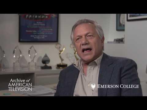 Producer Kevin Bright on Friends after 9-11 - EMMYTVLEGENDS.ORG