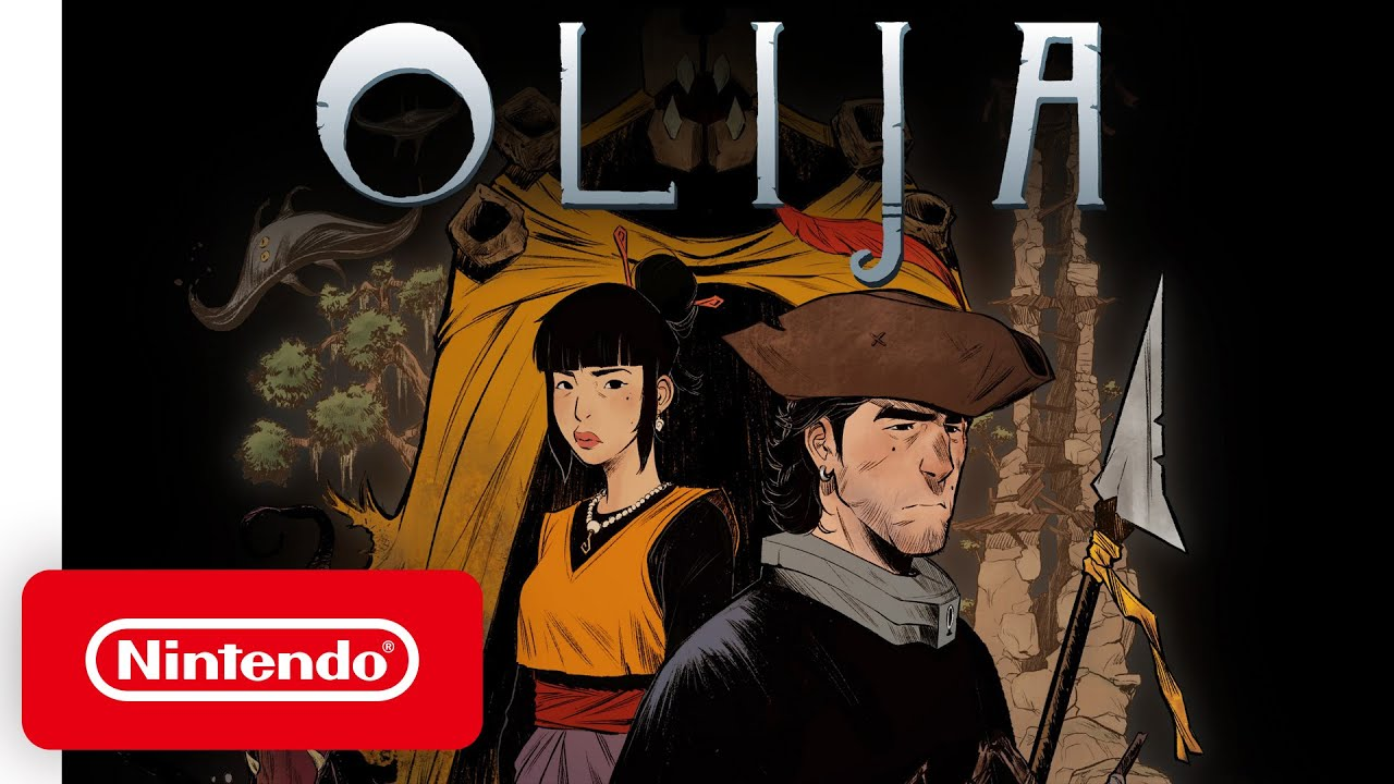 Olija - Teaser Trailer - Nintendo Switch - Nintendo