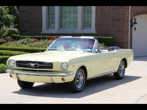 1965 ford mustang convertible classic muscle car for sale for Vanguard motors for sale