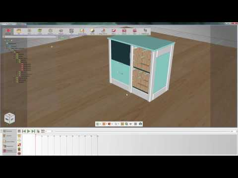 Cabinet VR Experience tutorial: part 1