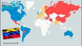 NOTICIA DE ULTIMA HORA ¿LA CRISIS EN VENEZUELA DESATARA ALGO MUNDIAL?