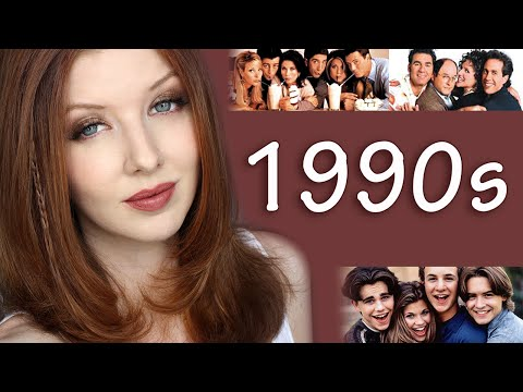 Historically Accurate | 1990s Makeup Tutorial
