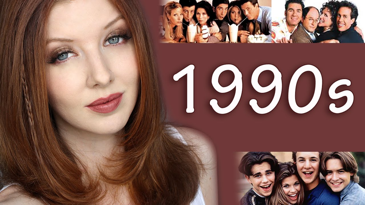 Historically Accurate 1990s Makeup Tutorial Youtube