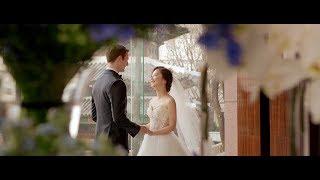 영화를 보는 듯한 한미커플의 웨딩영상 @웨스틴조선호텔 by 주노무비
