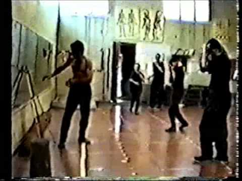 Wing Chun in Armenia 1998 part 1 & more A