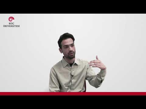 Koç University Student Testimonial - Mohammad Akmal - Pakistan