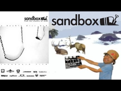 Sandbox - Sandbox - Scott Shaw