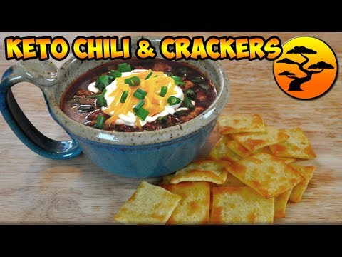 keto-no-bean-chili-&-crackers-recipe-~-comfort-food-without-the-guilt