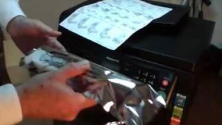 Repeat youtube video Panasonic KX-MB2030 Unboxing - Pt. II