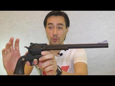 Обзор airsoft револьвера Marushin Super Black Hawk 10.5