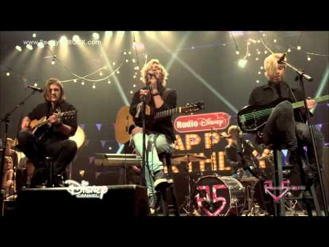 Radio Disney Family Birthday Celebration - R5 Full Segment [HD]