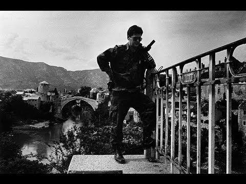 Bosnien vor 20 Jahren: Der Krieg um die Ecke - YouTube
