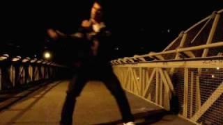 Sword Tricks | Katana Freestyle | Quake - Night Time