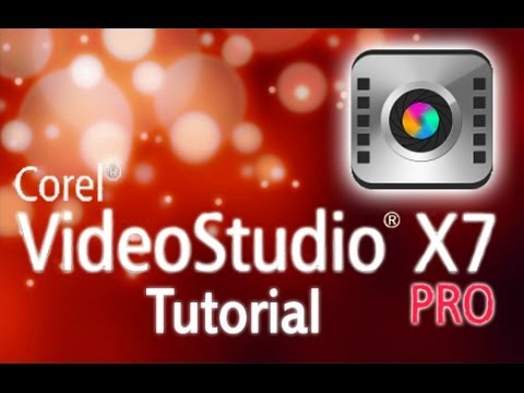 videostudio pro x7 tutorial for beginners general overview youtube. Black Bedroom Furniture Sets. Home Design Ideas