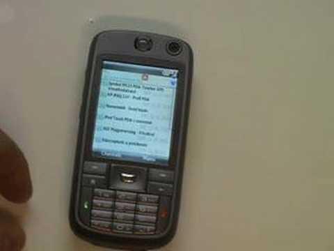 HTC S730 Wings bemutató