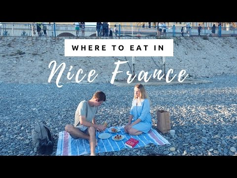 Where To Eat In Nice France: Our Favourite Picks