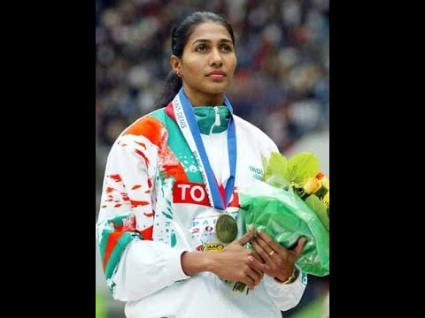 Indias Olympic Dream - An interview with Anju Bobby