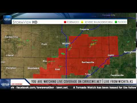 LIVE Severe Weather Coverage
