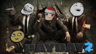 PayDay 2 - MASSE PENGER! - Episode 1 /m MakinHD