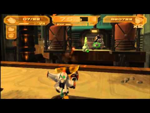 Let's Play Ratchet & Clank 3: Up Your Arsenal Part 33: In a Pinch