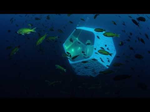 Doug Aitken Underwater Pavilions