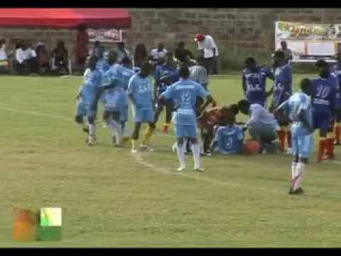 TLC-CUP 2010 - Chad VS Central African Republic