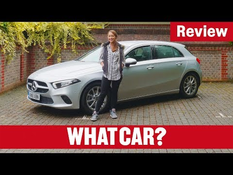 2019 Mercedes-Benz A-Class review - limo luxury in a family car? | What Car?