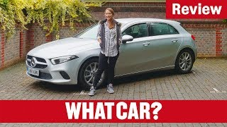 2018 Mercedes-Benz A-Class review - limo luxury in a family car? | What Car?