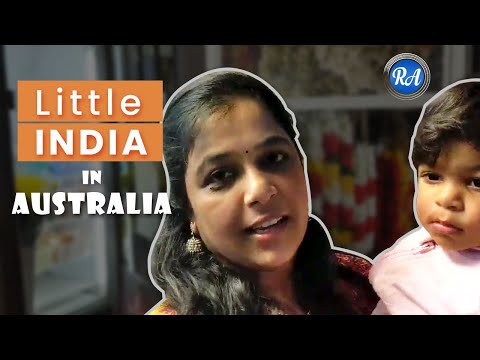 Indian Supermarket Australia | Indian Food In Sydney | Little India Australia Tamil Vlog | DIML