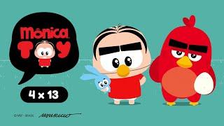 Mônica Toy | Dois bicudos (T04E13) Especial Angry Birds thumbnail