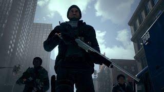 Релизный трейлер Tom Clancy's The Division