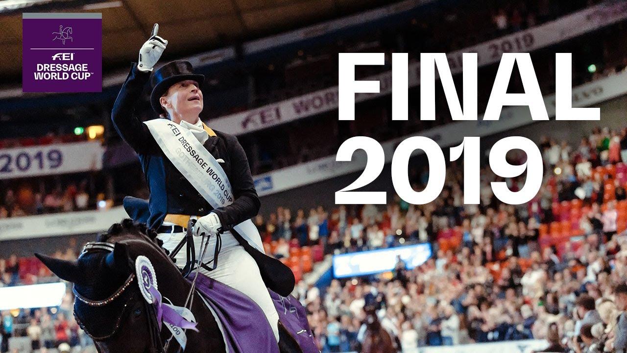 Finale Coupe du Monde : plus de places pour les cavaliers européens