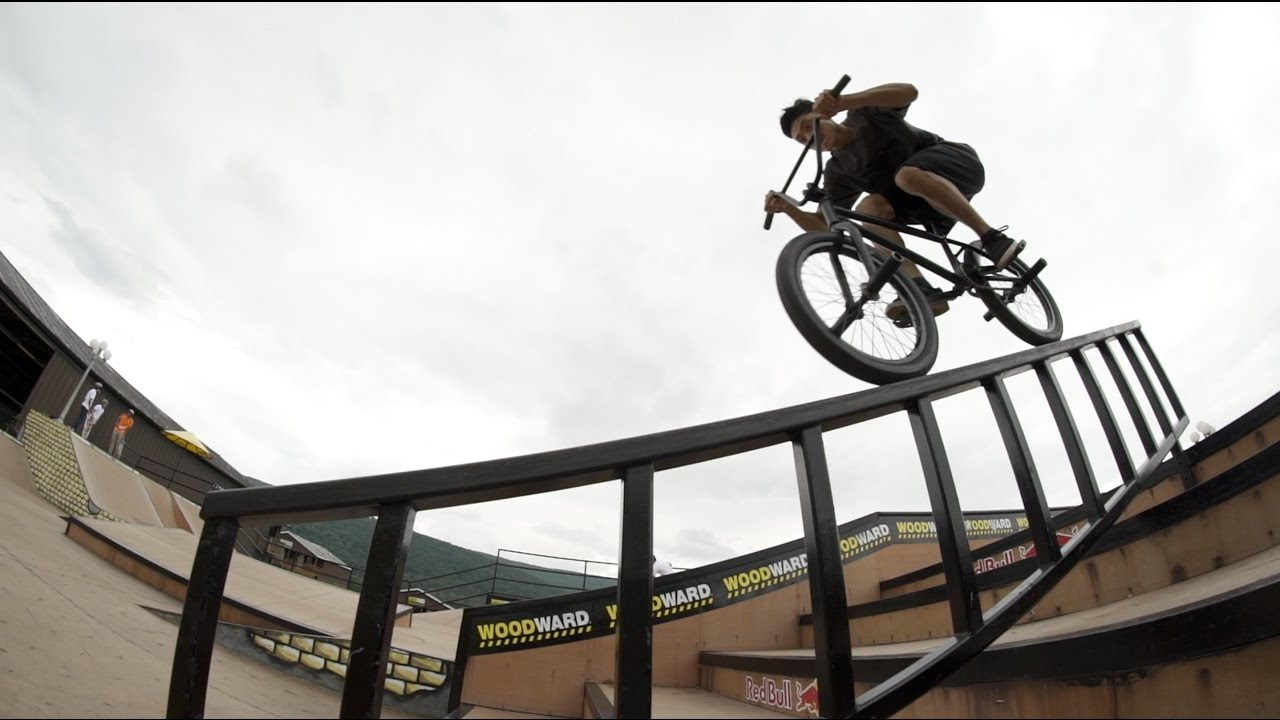 Bmx Animal Bikes Woodward Trip Youtube