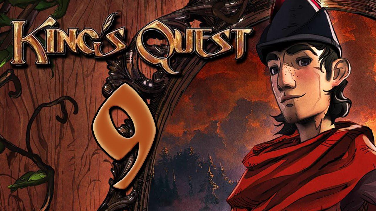 Kings quest spel