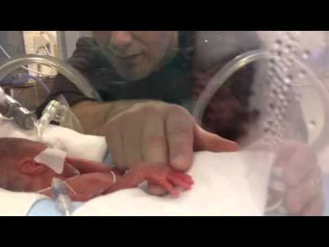 The Inside Story: One family's journey after giving birth to micro-preemies