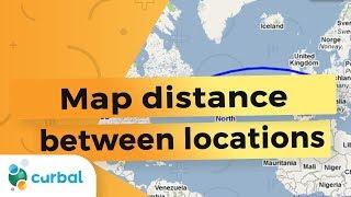 #34 Berechnen Sie die Entfernung zwischen zwei Punkten/Positionen/Koordinaten in Power BI