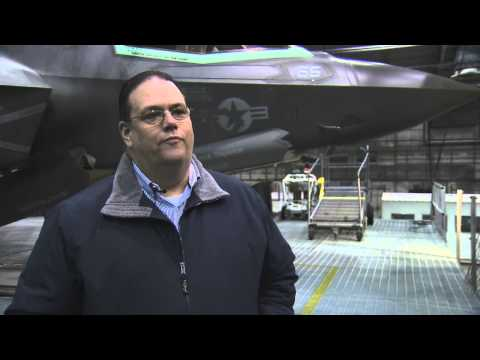 Lightning Weathers the Storm: F-35 Climatic Testing