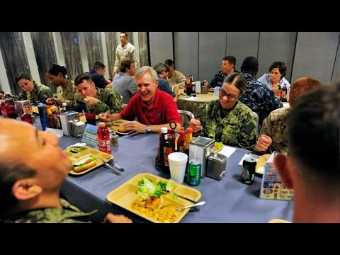 SECNAV Visits Camp Lemonnier, Djibouti; Navy Partners with NASA for Orion Recovery (HL05)