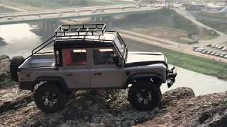 Video Traxxas TRX4 | Defender Pickup Truck l Trail in Mt. Gungsan download MP3, 3GP, MP4, WEBM, AVI, FLV April 2018