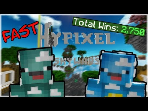 How To Level Up FAST In Hypixel Skywars (Working March 2020)