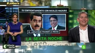 Los ataques de Maduro a Boris Izaguirre: