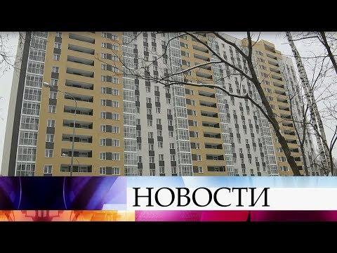Жильцы участвующих в московской программе реновации домов увидят свои новые квартиры.