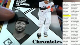 2019 Panini Chronicles Baseball Hobby Box ID 19PANCHRONBBPYT701